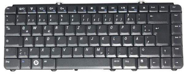 Original Dell M1330 M1530 1400 1500 1420 1425 Tastatur Keyboard Deutsch 0R396J XPS Inspiron Vostro
